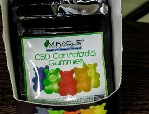 CBD Gummies, The Perfect Gift.