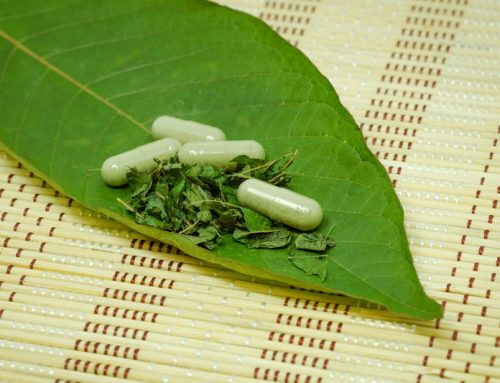 Kratom in its Natural Form
